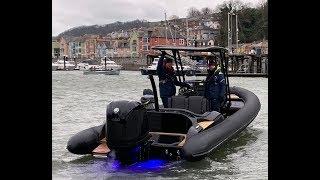 Nizpro Marine 450s, Ribey Prime Eight 21