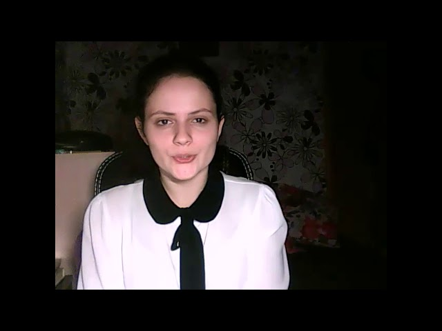 Изображение предпросмотра прочтения – ВалерияМареева читает произведение «В ночи, когда уснет тревога» А.А.Блока