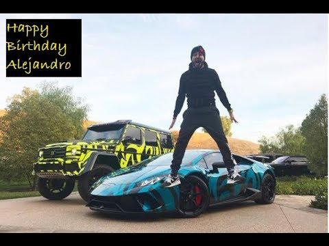 Alejandros Birthday Video #svipe *motivation*