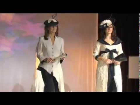Joyce Young White Lily Fashion Show 2008
