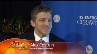 Rapid-fire Q&A with Alex Epstein on energy and climate change
