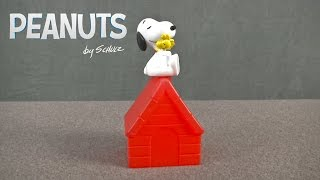 The Peanuts Movie Bubbles with Wand from Little Kids