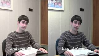 Undergrad Vs Law School(, 2014-03-07T02:15:03.000Z)