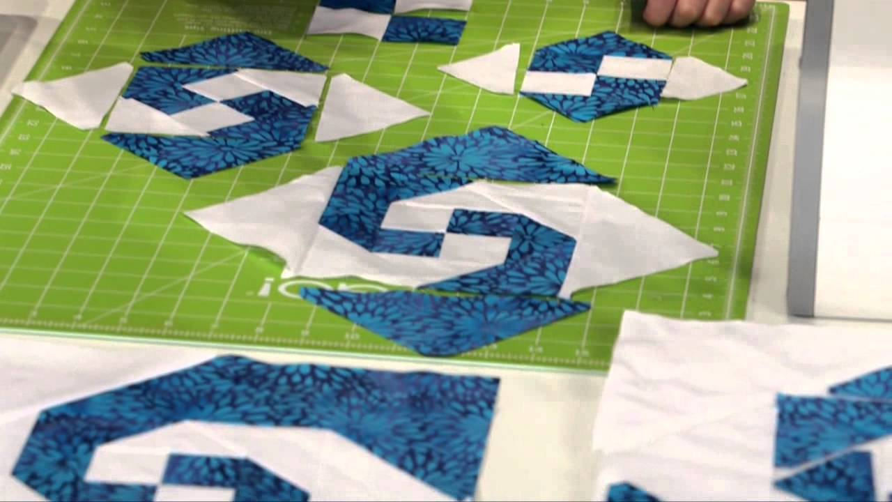 Watch The Accuquilt Fabric Cutting Machine In Action