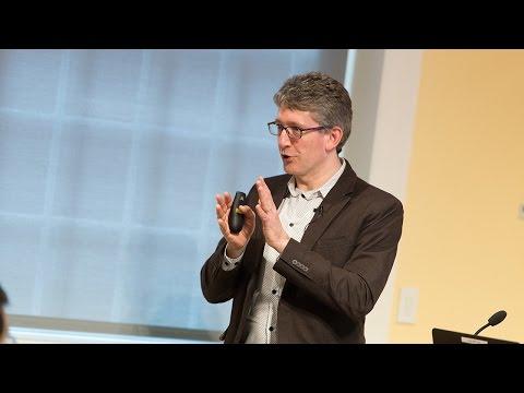 Alexander (Sasha) Wait Zaranek | Tiling the Genome || Radcliffe Institute