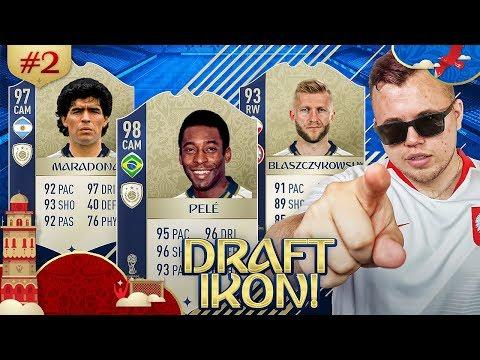 KONKURS! DRAFT MILIONA IKON! - #2   ULTIMATE WORLD CUP 2018