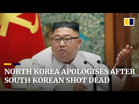 North Korea's Kim Jong-un apologises after South Korean defe
