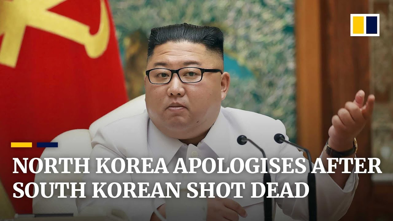 Download North Korea's Kim Jong-un apologises after South Korean defector reportedly shot dead and cremated