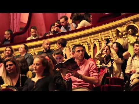 La Fondation BNP Paribas invite le public à l'Opéra
