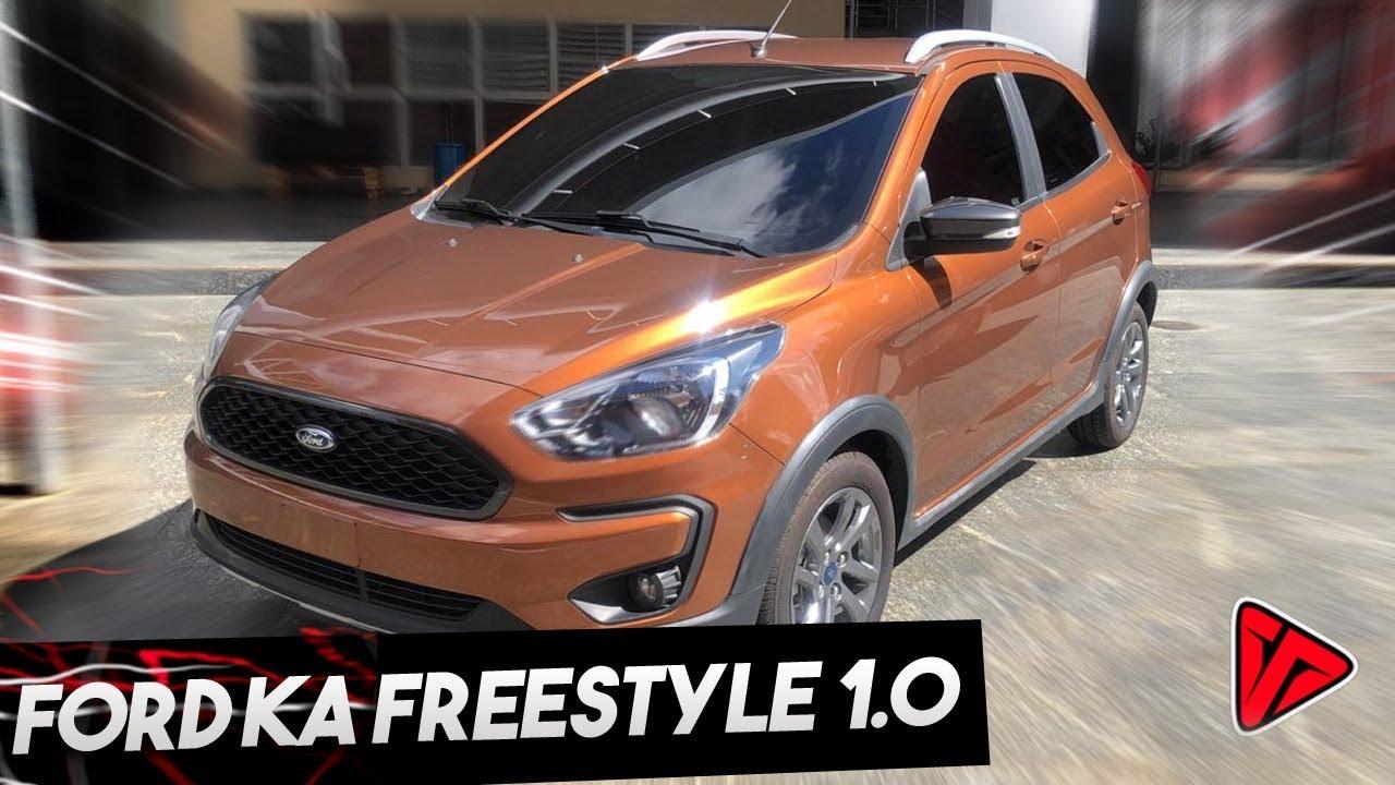 Ford Ka Freestyle 2020 Agora Tambem Em Versao 1 0 Avaliacao Top