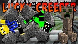 ALLES BRICHT ZUSAMMEN! - Minecraft Lucky Creeper #1 [Deutsch]