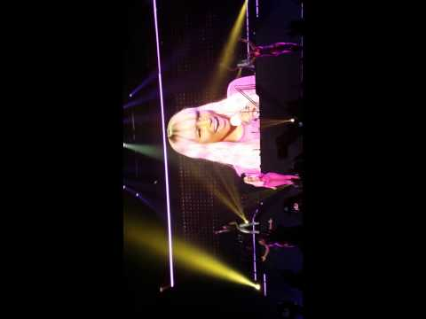 Starships Nicki Minaj The Pinkprint Tour