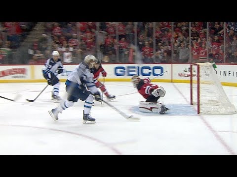 Keith Kinkaid's larcenous pair of OT saves