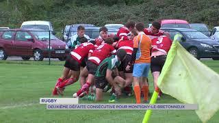 Rugby : déjà deux défaites pour Montigny-le-Bretonneux