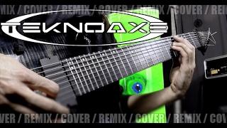 TeknoAXE - I'm Everywhere (Jacksepticeye's Outro)   METAL REMIX