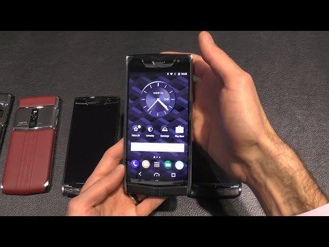 Vertu New Signature Touch: l
