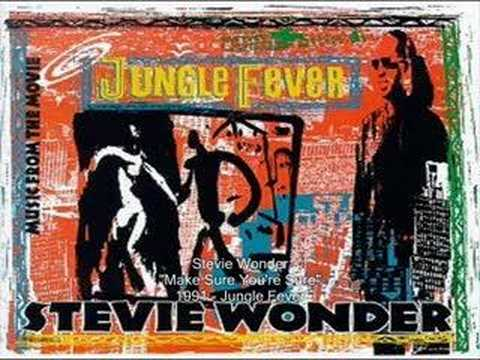 Stevie Wonder - Make Sure You're Sure