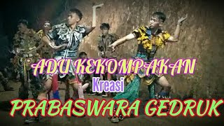 Kreasi Rampak Buto - \