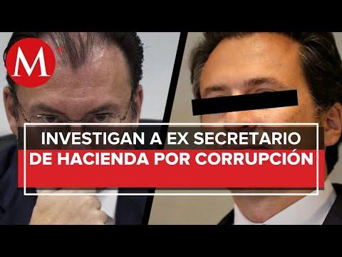 UIF investiga a Luis Videgaray tras señalamientos de Lozoya sobre corrupción