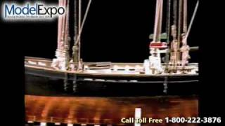 Phantom, New York Pilot Boat - Wooden ship model kit