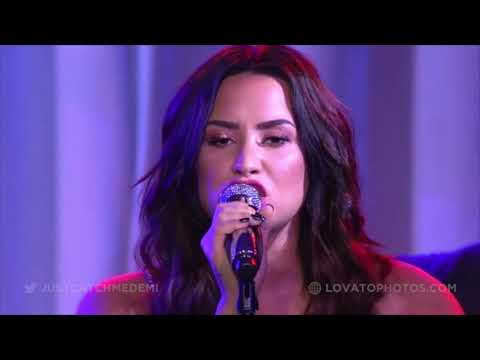 Demi Lovato - Confident (Live at Radio Show's Music & Mimosas) - September 8, 2017