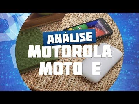 Motorola Moto E [Análise de Produto] - TecMundo