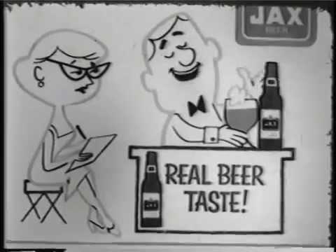 Elaine May & Mike Nichols for Jax Beer- 'Pwemium Bwewed'