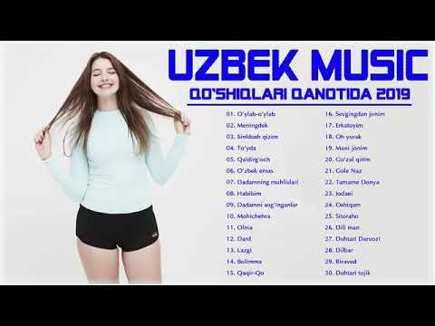 Uzbek Music - Qo'shiqlari Qanotida 2019 -- узбекская музыка - Кушиклар канотида 2019 (HD)