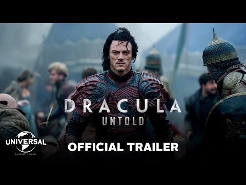 Dracula Untold - Official Trailer (HD)