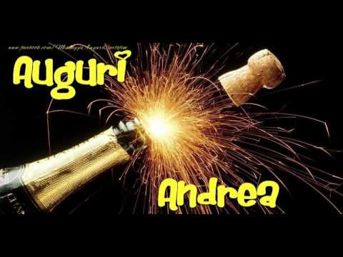 Tanti Auguri Andrea Youtube