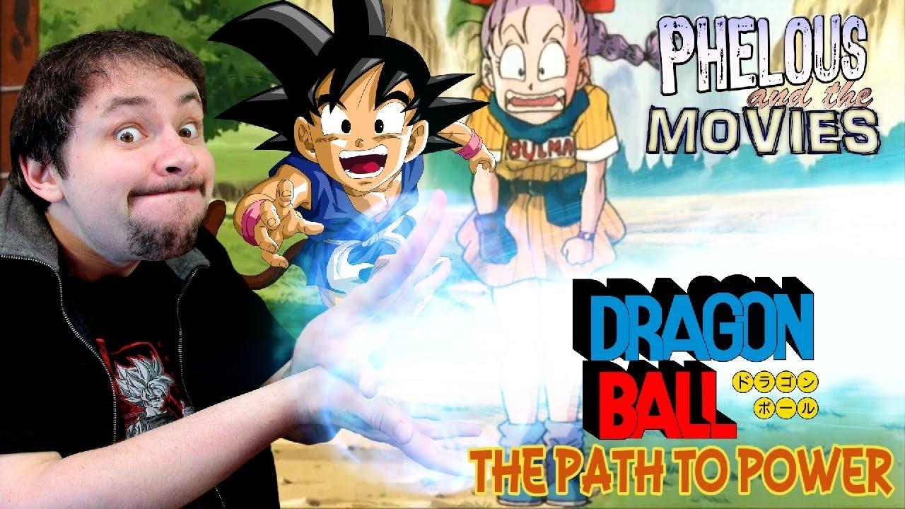 Download Dragon Ball: The Path to Power - Phelous (Re-Edit)