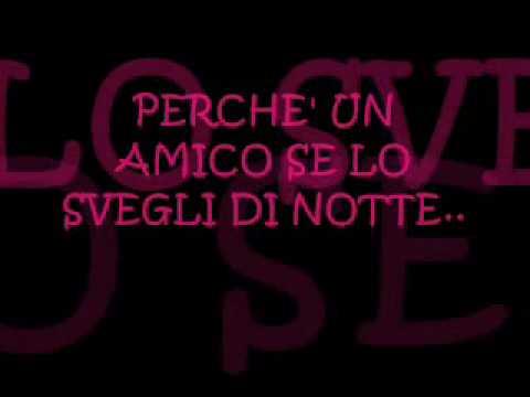 PER UN AMICO IN PIU' - Riccardo Cocciante
