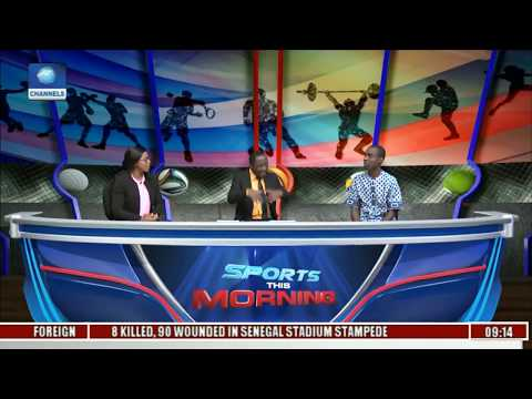Sports This Morning: Nigeria Tennis Majors Organisers Launch Ambitious New Plan Pt 1