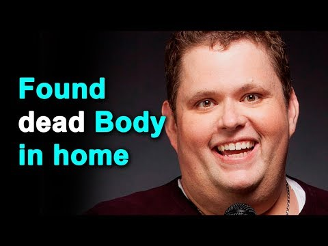Ralphie May Died At 45 | Found Dead In Home | Comedian Dies