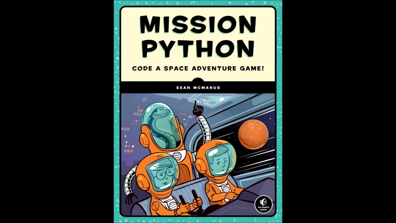 Mission Python | No Starch Press