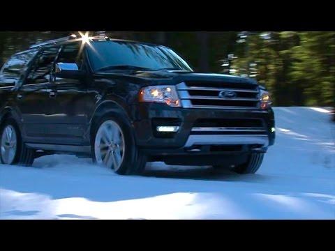 2015 ford expedition platinum - testdrivenow reviewauto
