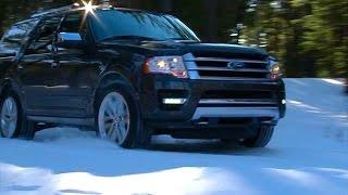 2015 Ford Expedition Platinum - TestDriveNow.com Review by Auto Critic Steve Hammes | TestDriveNow