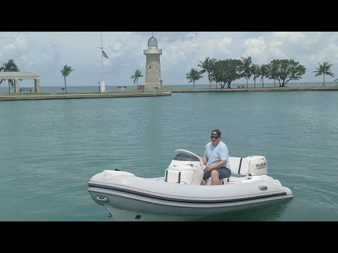 Nautica Widebody 13.5 Sea Trial