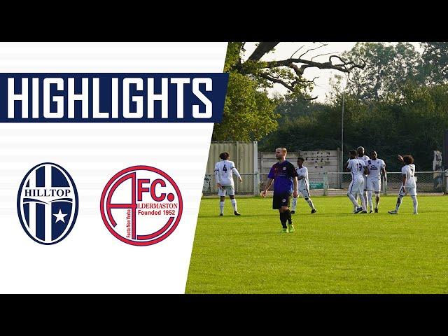 HIGHLIGHTS   CCFL MATCH 11 VS AFC ALDERMASTON