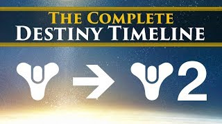 One of My name is Byf's most viewed videos: The Complete Story of Destiny - [Timeline & Lore Explained]