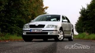 Škoda Octavia 2.0 TDI po 500 000 kilometrů - videotest (2014)