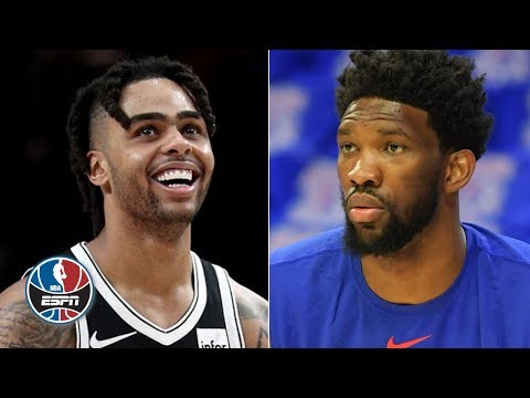 D'Angelo Russell, Nets can beat the Sixers if they gain confidence - Paul Pierce | NBA Countdown