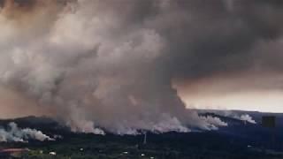 Kilauea blows top as eruption rocks Hawaiian volcano
