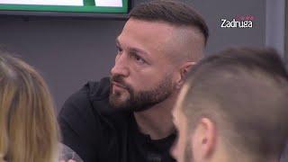 Zadruga 4 - Tomović otkrio Ša da se priča da mu je žena napustila stan - 03.03.2021.