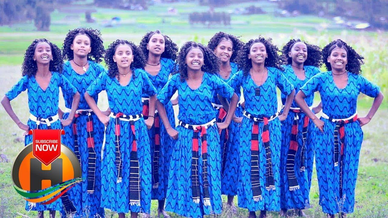Tsega Muche - Ajaeb | አጃኢብ - New Ethiopian Music 2019 (Official Video)