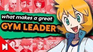 What Makes a Great Pokémon Gym Leader?   Boss Battle Breakdown