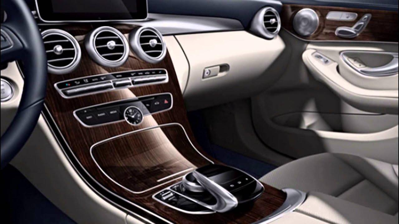 2016 mercedes benz c300 sedan interior youtube for Mercedes benz c300 interior