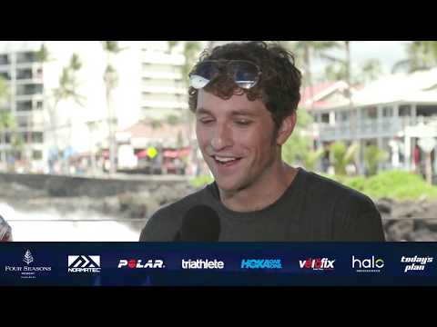 2018 Breakfast with Bob from Kona: Jesse Thomas
