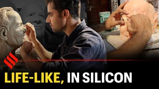 Silicon art: Making life-like, without life | Silicon Artists in India