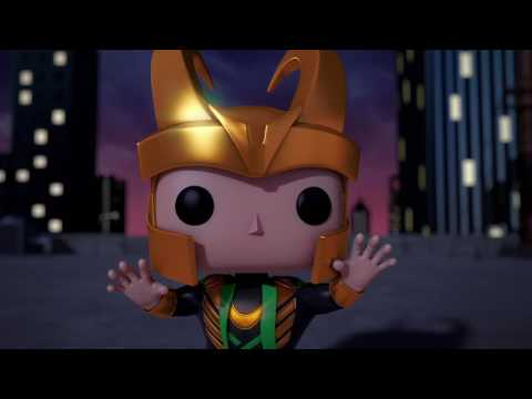 Marvel Funko Presents: Spellbound